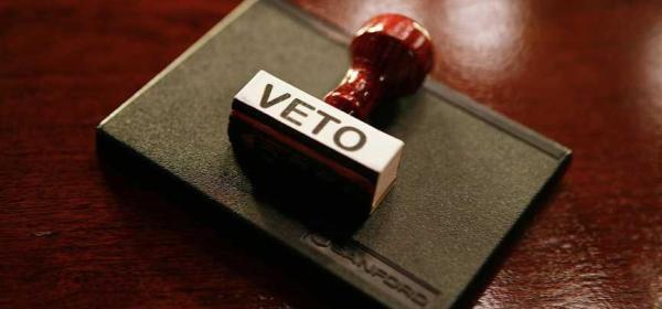 Veto Stamp